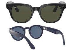 Facebook e Ray-Ban querem por estes óculos inteligentes no teu rosto já em 2021
