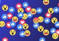 Facebook com 'likes' escondidos já está a ser testado