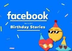 Facebook Stories já te deixa dar os parabéns mais originais aos teus amigos!