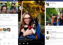 Facebook Beta atualizado com muitas correções para Windows 10 Mobile
