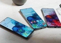 Farto de ecrãs curvos? A Samsung tem uma 'carta na manga'