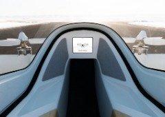 Fascina-te com o interior do táxi voador da Airbus