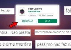 Fast Camera: uma das apps com mais downloads é uma fraude!