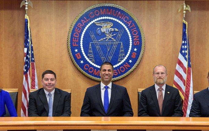 FCC Huawei Estados Unidos