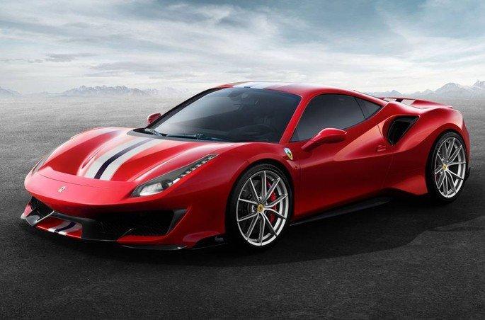 Ferrari Tesla