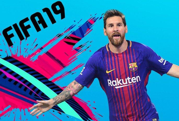 FIFA 19 Leonel Messi