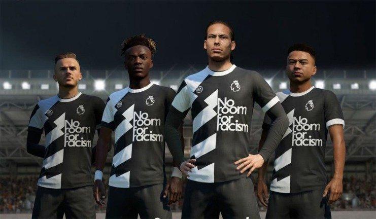 FIFA 20: jogadores profissionais banidos depois de acusações racistas!