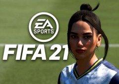 FIFA 21: 10 celebridades ao modo VOLTA, incluindo a Dua Lipa e Lewis Hamilton!