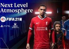 FIFA 21 está prestes a chegar à PS5 e à XSX! EA Sports promete experiência arrepiante