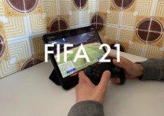 FIFA 21 no Google Stadia: horas de vício em qualquer plataforma