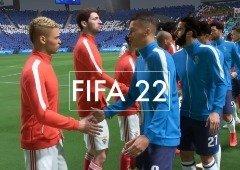 FIFA 22 no Google Stadia Review: a nova geração, em qualquer lado