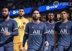 FIFA 22 toma medida drástica para acabar com a 'azia' do golo sofrido