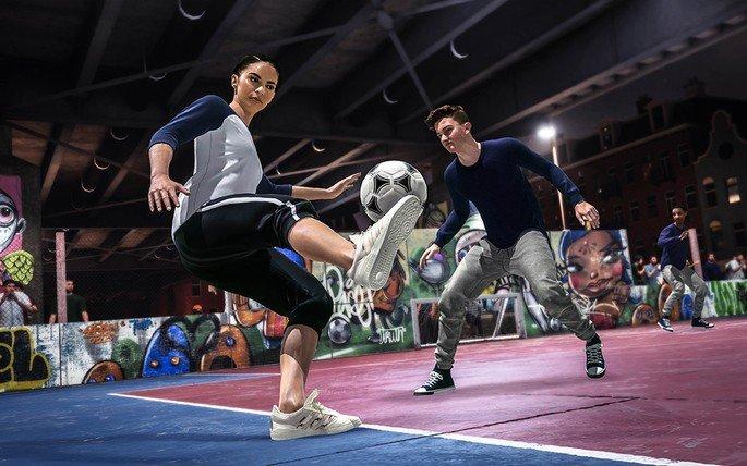 FIFA 20 Volta Football