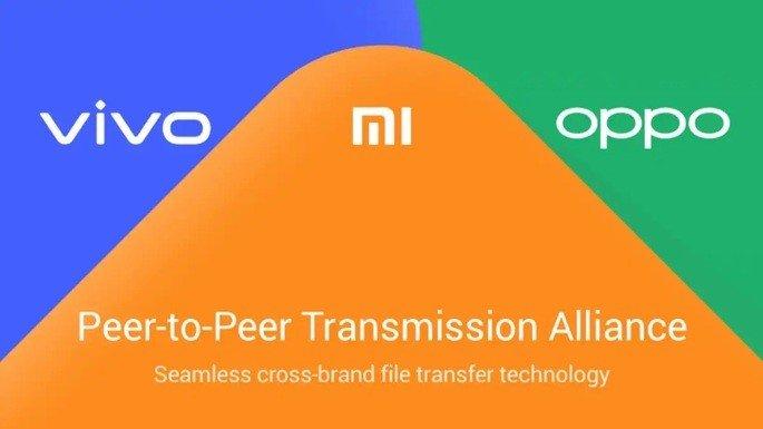 Xiaomi, OPPO e Vivo