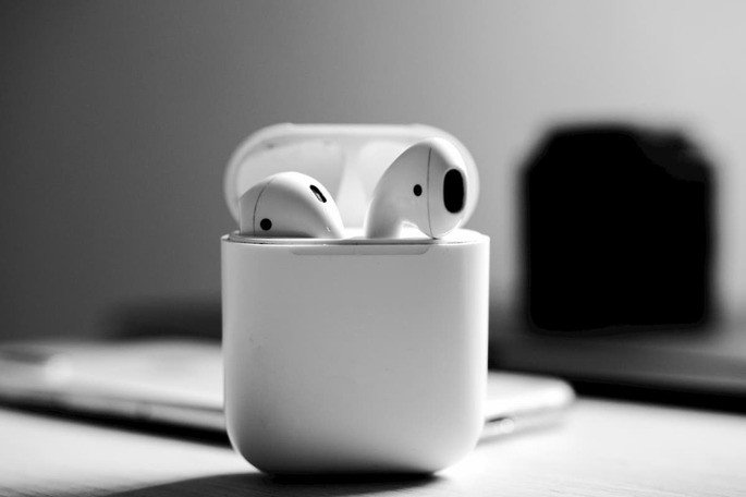 Apple AirPods Xiaomi earphones sem fios TWS