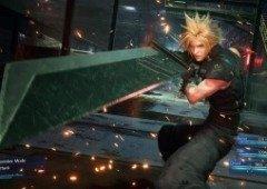 Final Fantasy VII: Remake recebe vídeos de gameplay impressionantes!