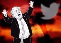 Finalmente! Donald Trump foi expulso permanentemente do Twitter!