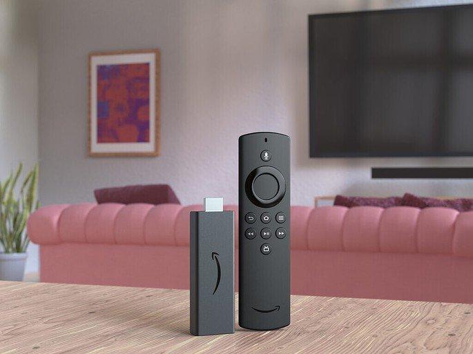 Este é o Amazon Fire TV Stick Lite