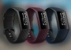 Fitbit Charge 4 vai chegar com duas funcionalidades que vão garantir o seu sucesso!