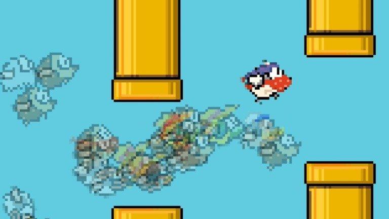Flappy Royale: chegou o jogo que junta Fortnite e Flappy Bird
