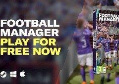 Football Manager 2020 está grátis na Steam (Tempo limitado)