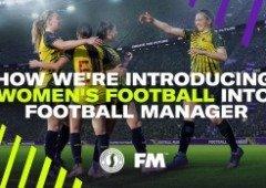 Football Manager vai voltar a revolucionar com futebol feminino