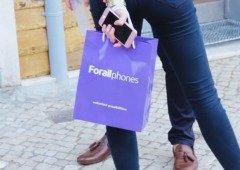 Forall Phones reinventa-se e vende smartphones por videochamada! (Tal como se fosse na loja)