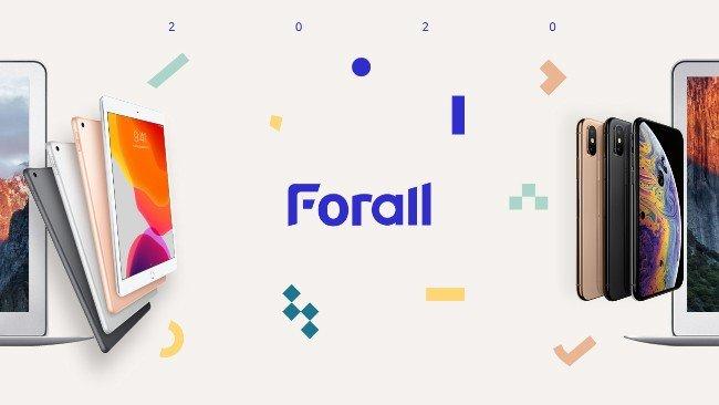 Logótipo Forall ForallPhones