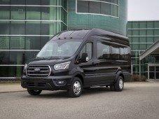 Ford anuncia Transit: uma carrinha de carga 100% elétrica!
