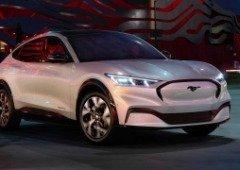 Ford Mustang Mach-E é oficial! O verdadeiro concorrente aos carros Tesla!