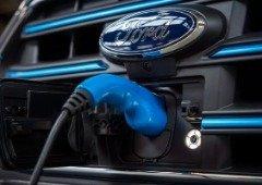 Ford vai eletrificar toda a sua frota na Europa até 2030