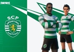 Fortnite: adeptos do Sporting Clube de Portugal recebem mimo da Epic Games!