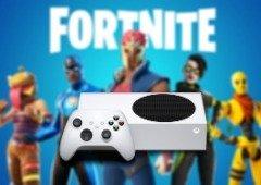 """Fortnite chega à Xbox Series S a """"meio-gás""""! Ou será que a Microsoft enganou os fãs?"""