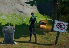 Fortnite: Epic Games homenageia jogador que se atirou de um penhasco!