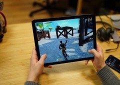 Fortnite para o iPad Pro traz novidade única com a última atualização!
