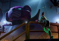 Fortnite: temporada 9 termina com verdadeira batalha de titãs!