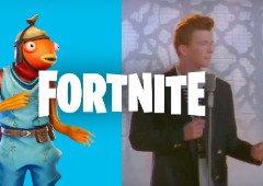 """Fortnite vai permitir silenciar emote """"Rickroll"""" devido a direitos de autor"""