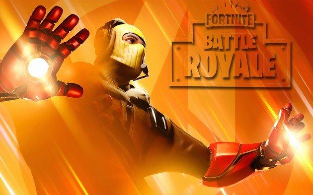 Avengers Battle Royale Fortnite