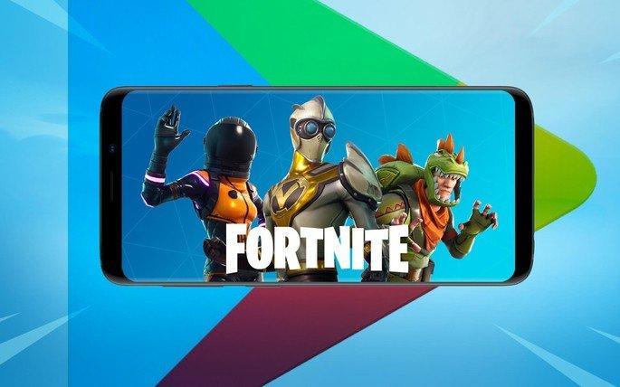 Epic Games Fortnite Google Play Store