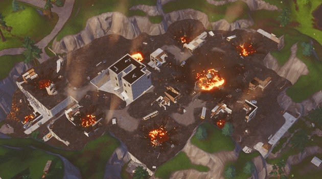 Fortnite Tilted Towers