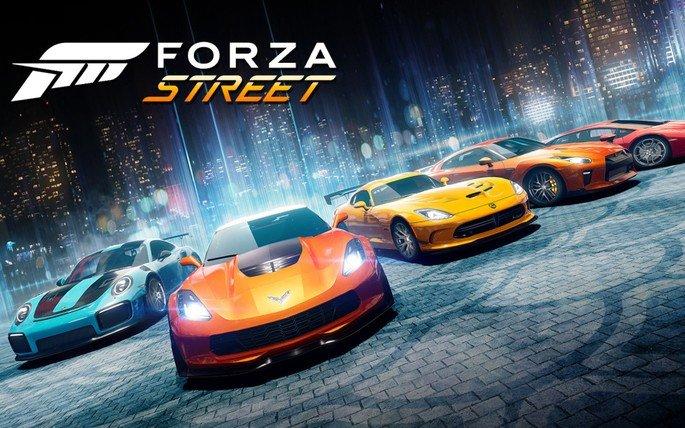Forza Street Android iOS