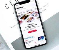 Fotografia do ecrã do iPhone 12 revela design frontal! Não vais ficar feliz
