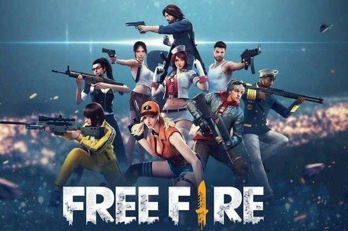 Garena Free Fire atualização