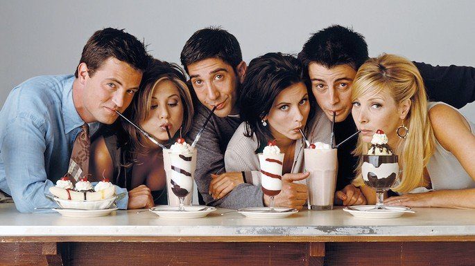 Friends deixa o catálogo da Netflix a 1 de janeiro de 2021