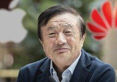 Fundador da Huawei diz que Apple é um exemplo a seguir na privacidade do utilizador