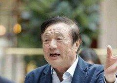 Fundador da Huawei diz que empresa está mais do que preparada para sobreviver sem os EUA