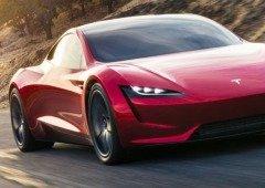 Futura versão do Tesla Roadster terá uma autonomia inacreditável