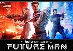 Future Man – Trailer da 2ª temporada promete boa disposição