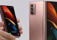 Futuro smartphone dobrável da Huawei? Pode ser uma cópia da Samsung
