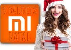 3 gadgets baratos da Xiaomi para comprar este natal
